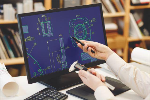 製図とCADの違いとは?CADを導入することの利点